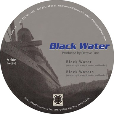 Black Water artwork