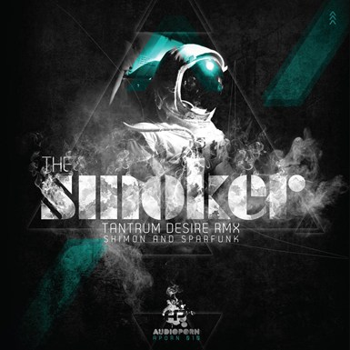 The Smoker (Tantrum Desire Remix) artwork