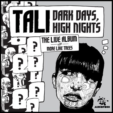 Dark Days, High Nights - The Live Album artwork