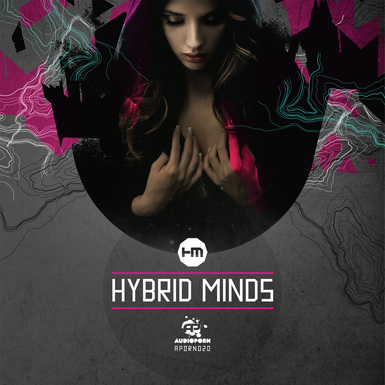 Hybrid Minds EP artwork