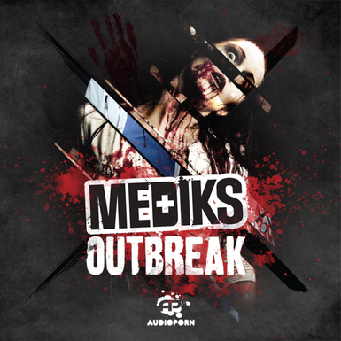Outbreak EP artwork