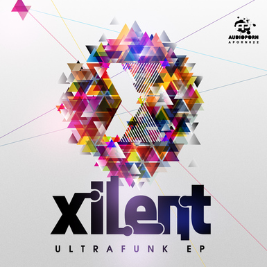 Ultrafunk EP artwork