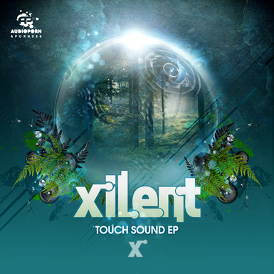 Touch Sound EP artwork