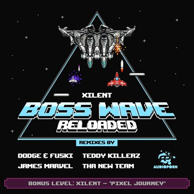 Boss Wave Reloaded artwork