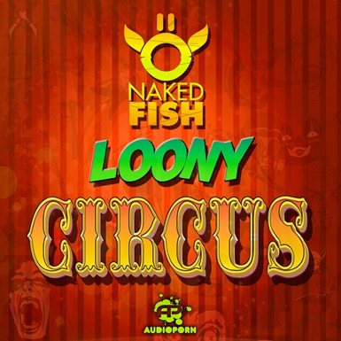 Loony Circus EP artwork