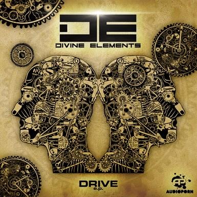 Drive EP artwork