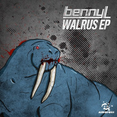 Walrus EP artwork