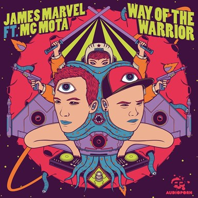 Way Of The Warrior / Outlife artwork
