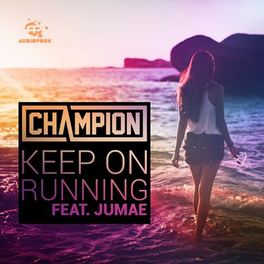 Keep on Running (ft. Jumae) artwork
