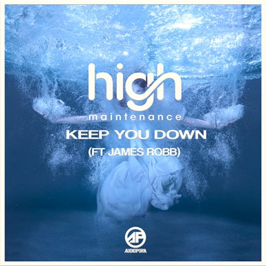 Keep You down (ft. James Robb) artwork