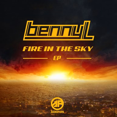 Fire In The Sky EP artwork