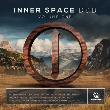 Inner Space D&B Volume One artwork