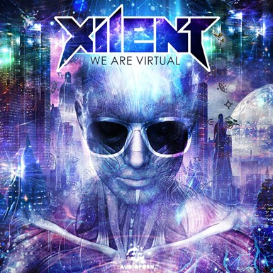 We Are Virtual LP artwork