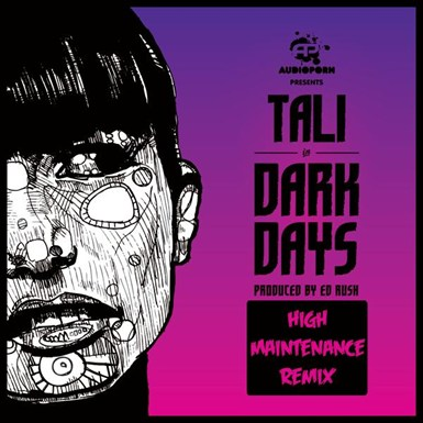 Dark Days (High Maintenance Remix) artwork