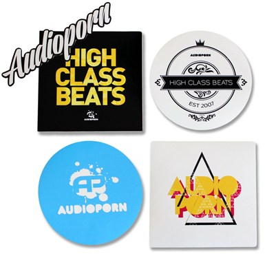 Audioporn Sticker Pack artwork