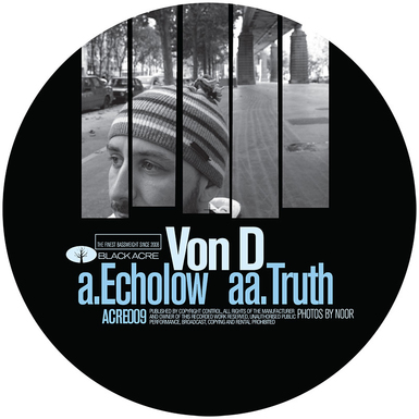 Echolow / Truth artwork