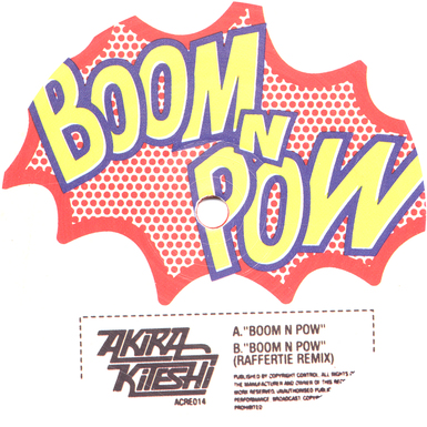 Boom N Pow / [Raffertie RMX] artwork