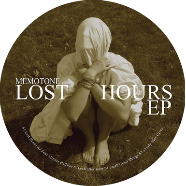 Lost Hours EP artwork