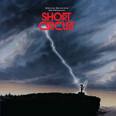 Short Circuit / Everything In Its Place artwork