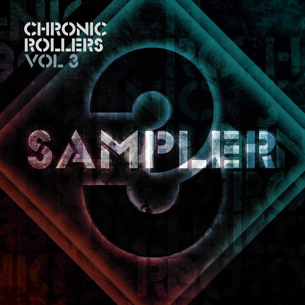 Chronic Rollers Vol. 3 Sampler artwork