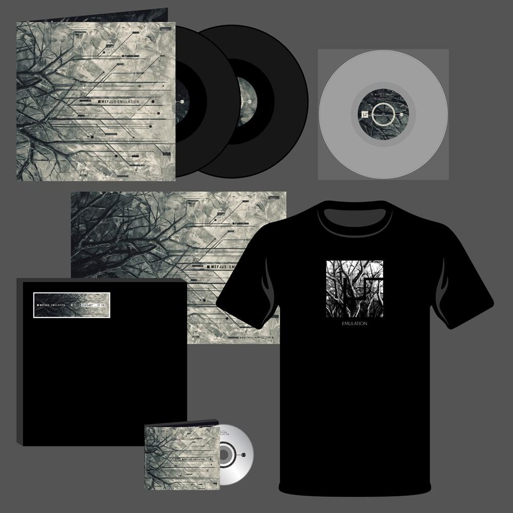 limited edition numbered box set w mefjus emulation logo t