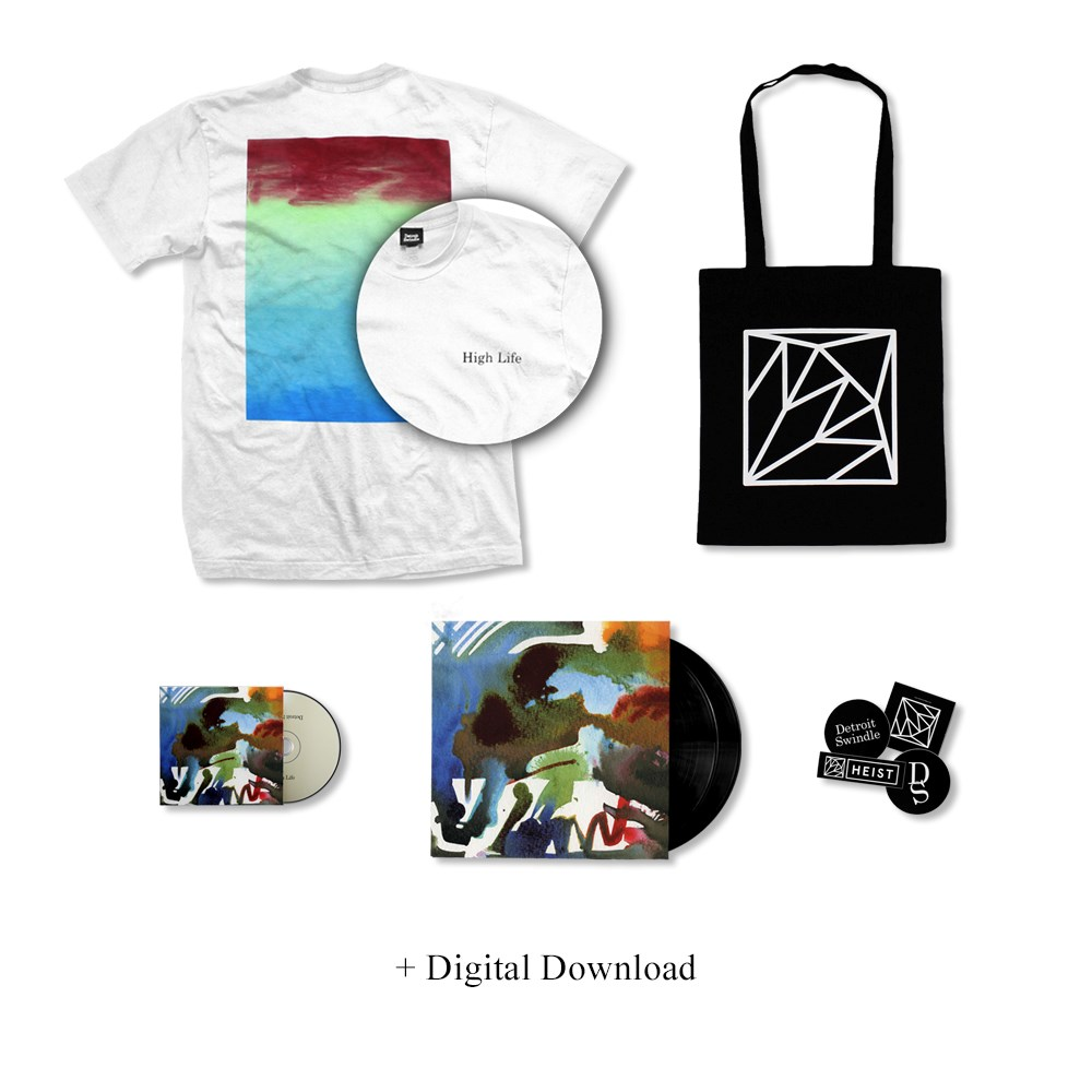 High Life Bundle - 'The Works' - LP, Tee, Tote, CD & Stickers