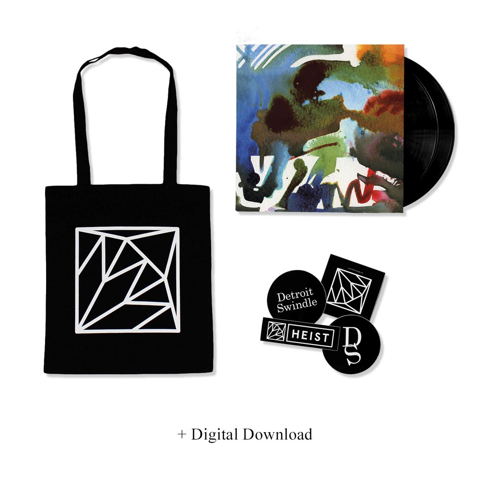 High Life Bundle - LP, Tote & Stickers