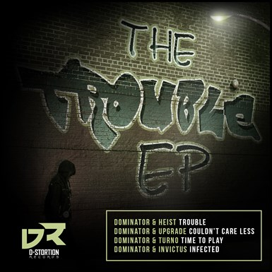 The Trouble artwork