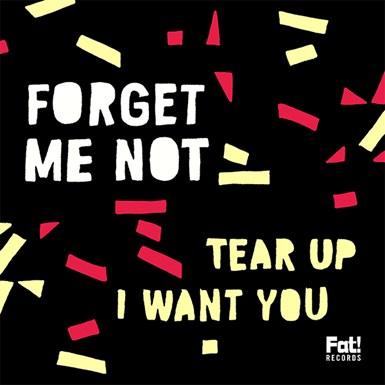 Tear Up / I Want You artwork