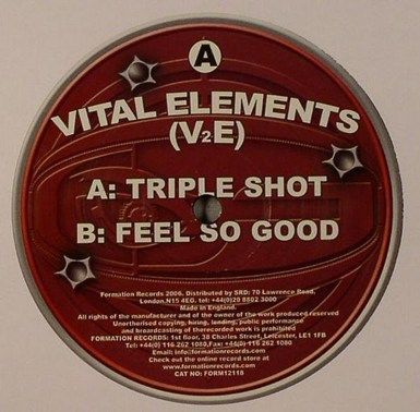 Triple Shot / Feel So Good artwork