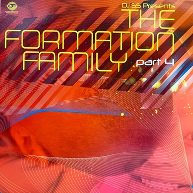DJ SS Presents Formation Family Part 4 artwork