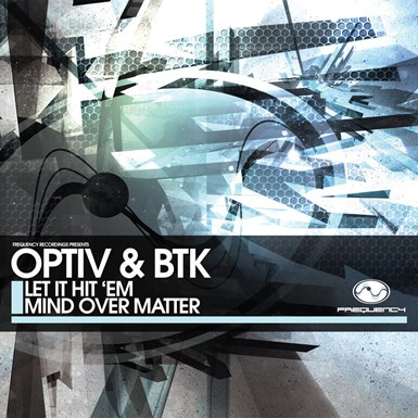 Let It Hit 'Em / Mind Over Matter artwork