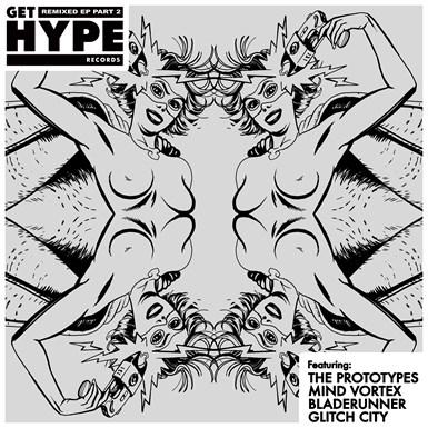 Get Hype Remixed EP Part 2 artwork
