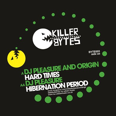 Hard Times / Hibernation Period artwork