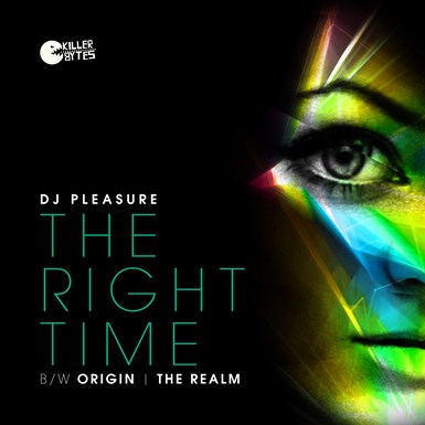 The Right Time / The Realm artwork