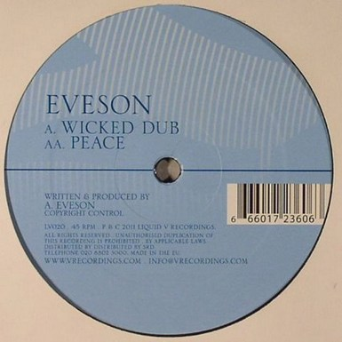 Eveson - So Fine / Found A Groove