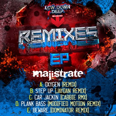 Remixes artwork