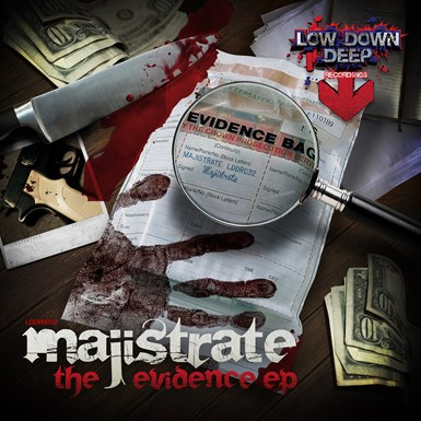 The Evidence artwork
