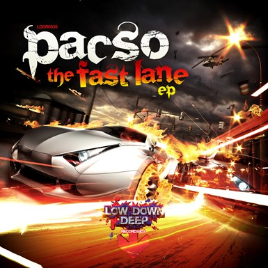 The fast lane artwork
