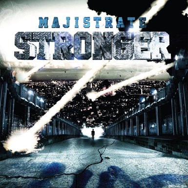 Stronger LP artwork