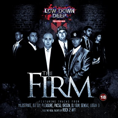 The Firm LP artwork