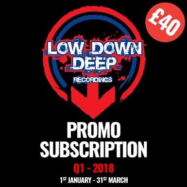 Low Down Deep Q1 Download Subscription - MP3 Version artwork