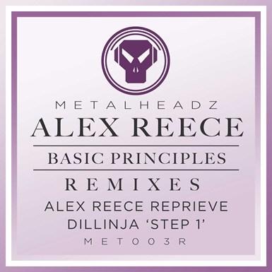 Alex Reece Basic Principles Remixes