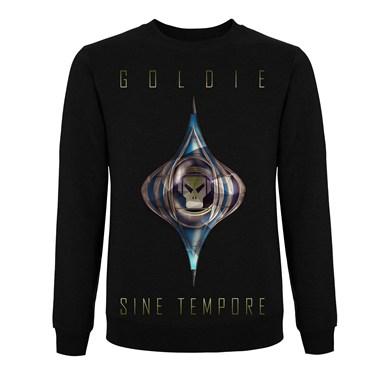 Ltd Edition Goldie Sine Tempore Sweatshirt Black