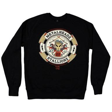 Stallionz Xx Sweatshirt Black