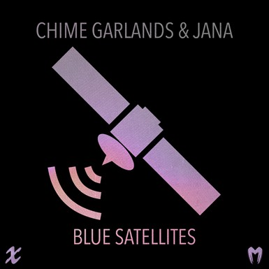 Blue Satellites artwork