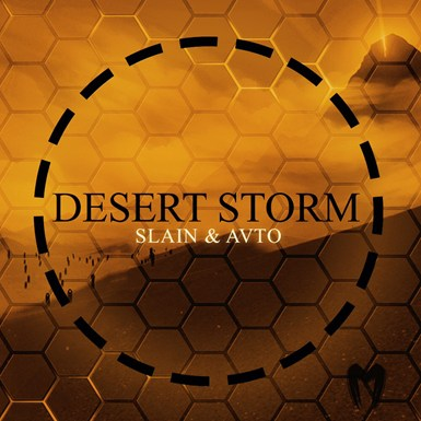 Desert Storm artwork