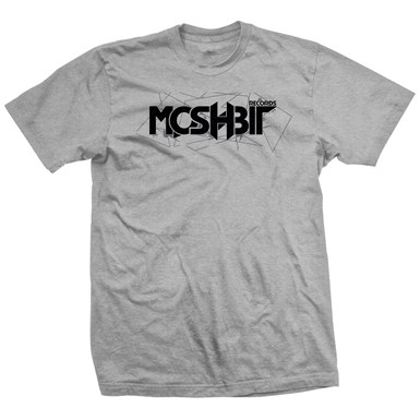 Moshbit 2017 T-Shirt [Grey] artwork