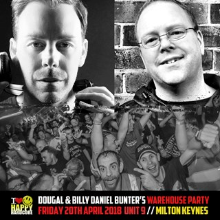 Dougal & Billy Daniel Bunter Warehouse Party
