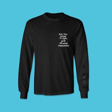 PHACE - BETWEEN - Long Sleeve [Exclusive] artwork